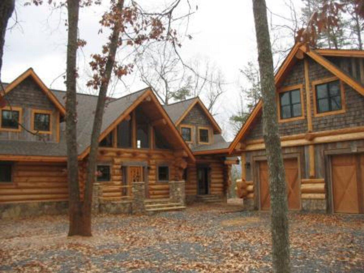Log Homes Canada
