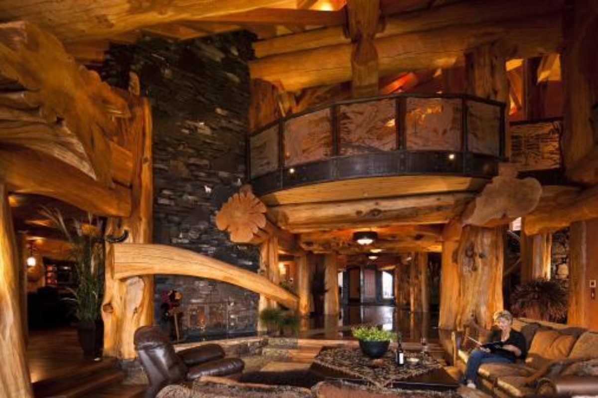 Pioneer Log Homes Of British Columbia Ltd Bc Log Amp Timber