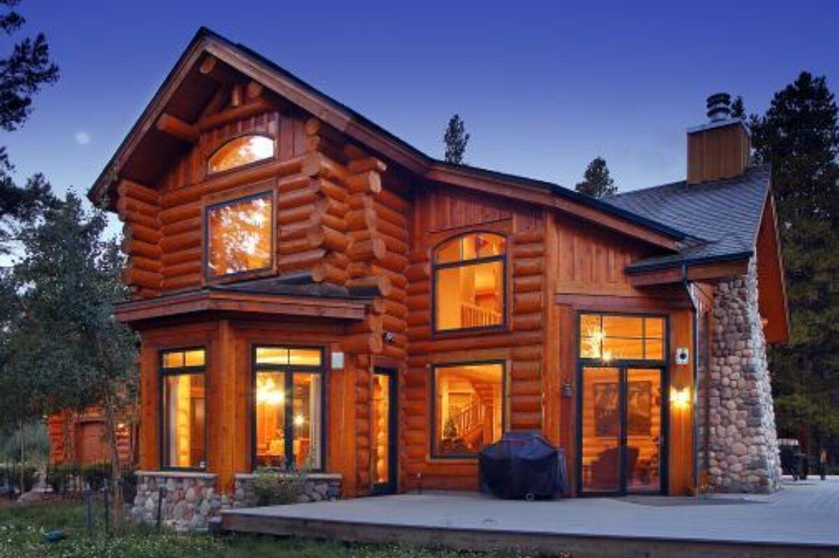 Sitka Log Homes Bc Log Timber